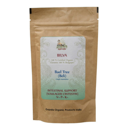 Bael (Bilva) Powder CERTIFIED ORGANIC