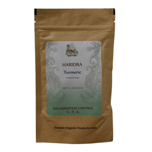 Turmeric Powder CERTIFIED ORGANIC