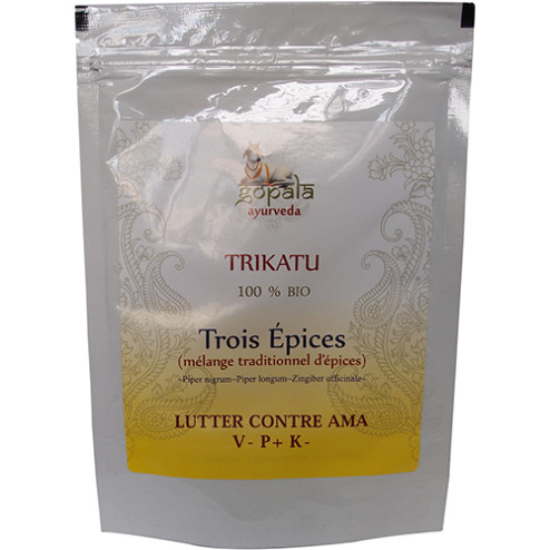 Trikatu Churna Powder
