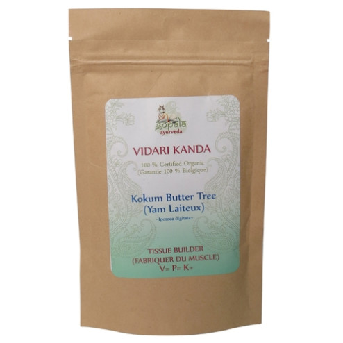 Vidarikanda Powder USDA Certified Organic