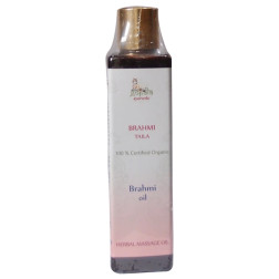 Brahmi Oil 200ml(Certified Organic)