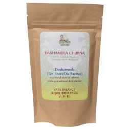 Organic Dashamoola Powder (USDA Certified Organic)