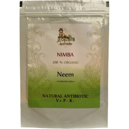 Organic Neem Powder USDA Certified Organic