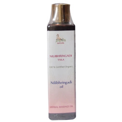 Neelibhringadi Oil (Ayurvedic Hair Loss Oil)