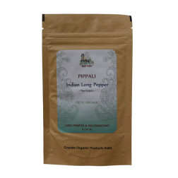 Pippali Powder USDA Certified Organic