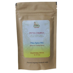 Organic Pitta Spice Mix Powder USDA Certified Organic