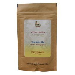 Organic Vata Spice Mix Powder USDA Certified Organic