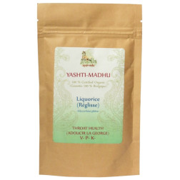 Organic Yashtimadhu Churna - Licorice Powder